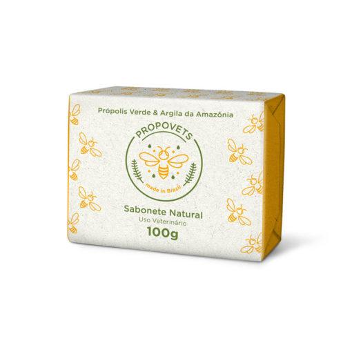 Sabonete Natural Propovets para cachorros e gatos