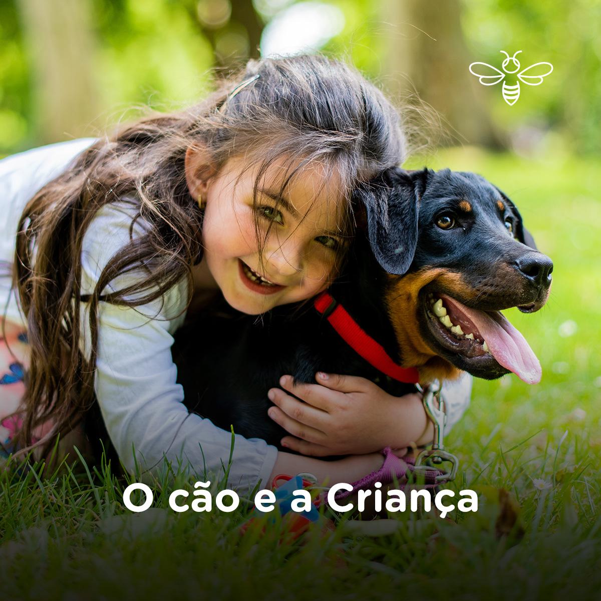 O cão e a criança